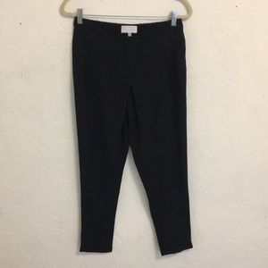 WORN ONCE Kendall + Kylie Black High Waist Pants